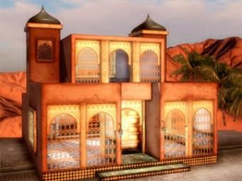 Sheherazade riad house
