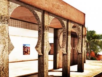 Abalya riad house