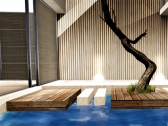 Eams modern house
