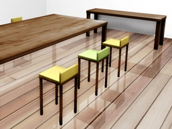 Divo dining set