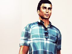 Iloah shirt & Hoani shorts & belt
