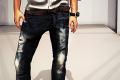 Wesley jeans & Wesley belt
