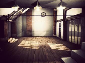 BROOKE loft prefab mesh