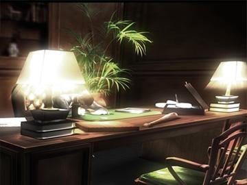 Leon office set