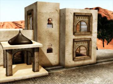 Tanja riad house