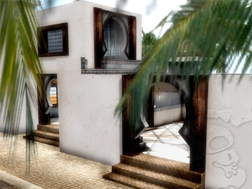 Asilah riad house