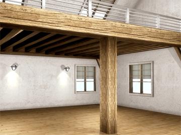 Bow apartment skybox