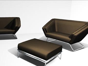 Bocci living room set