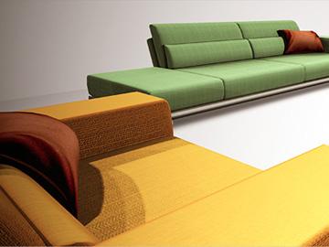 Wilfried living room set