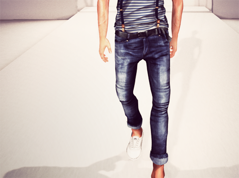 ALESSI jeans