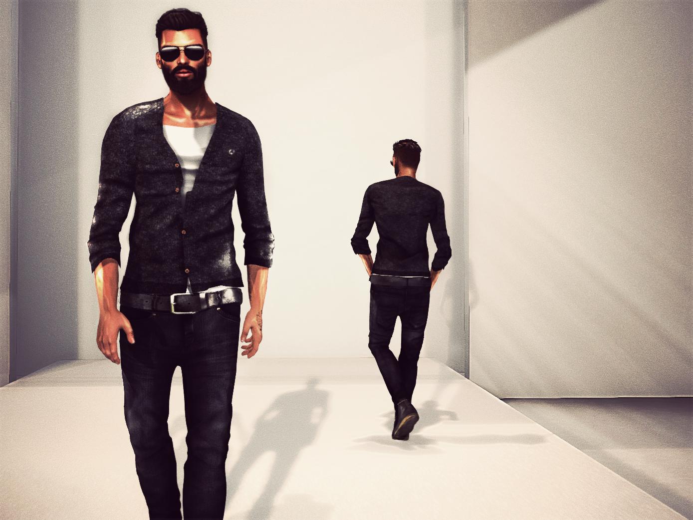 DAVY jeans & DAVY belt